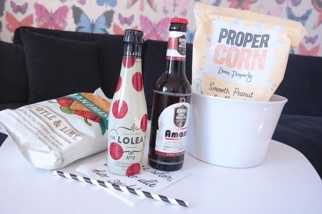 lieblingsmenschen paypal valentinstag besonderer tag lifestyle blog missbonnebonne bonn popcorn foodist verpackungsliebe sangria kleine flasche