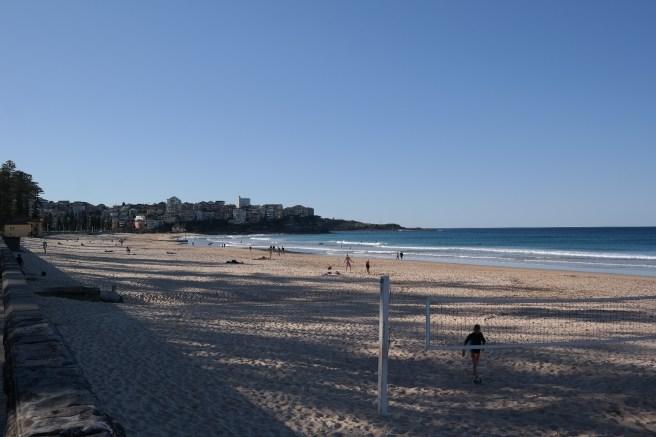 Reisen mit Baby Kindern Australien Ostküste Roadtrip Sydney Inlandsflug Erfahrungsbericht Reiseblog Mamablog Empfehlung manly beach