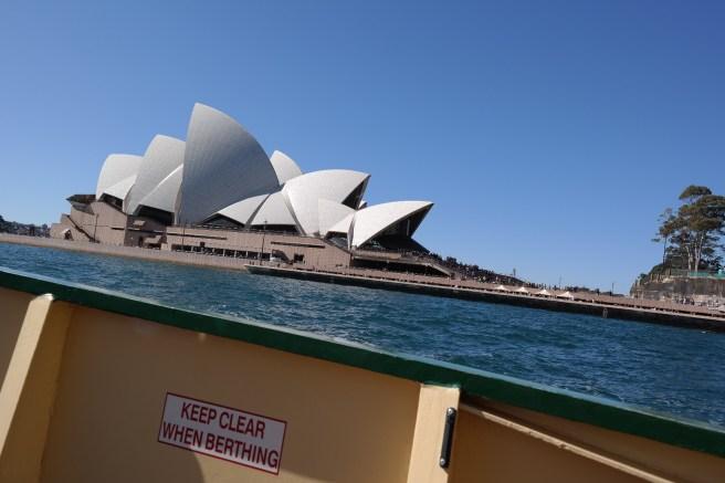 Reisen mit Baby Kindern Australien Ostküste Roadtrip Sydney Inlandsflug Erfahrungsbericht Reiseblog Mamablog Empfehlung opera house