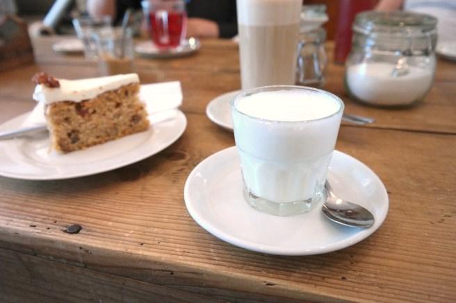Essengehen mit Kindern Café
