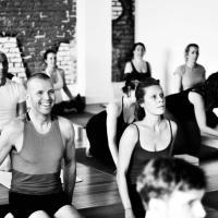 Yoga d'abord, musique toujours: Le studio Wanderlust