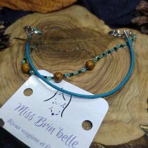 Bracelet «Attire le positif»