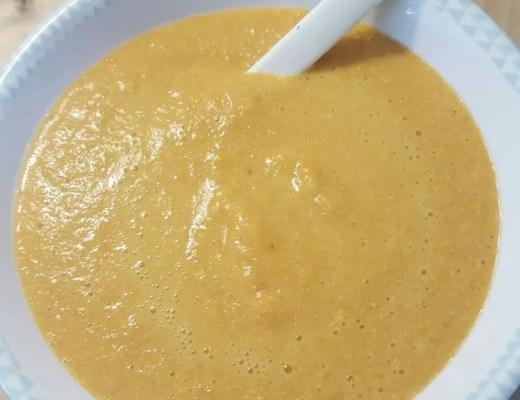 Peperoni Karotten Babybrei Paprika rezept baby beikost