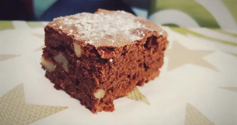 Brownies und vegane Brownie-Gugls – Backen in der Weihnachtszeit