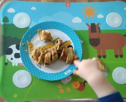 Buchweizenomelette: optimal für Kinder