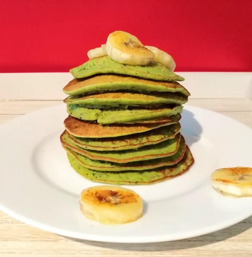 Blini mit Federkohl - Kale (1)