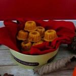 Gugls zu Halloween mit Süsskartoffeln in Keksdose