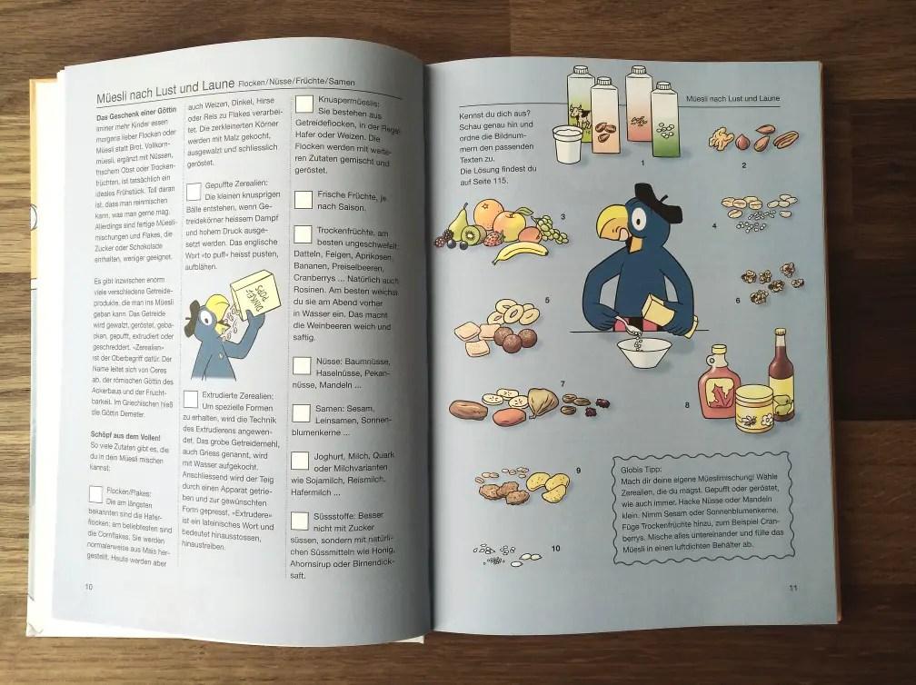 Globi_Frühstücksbuch