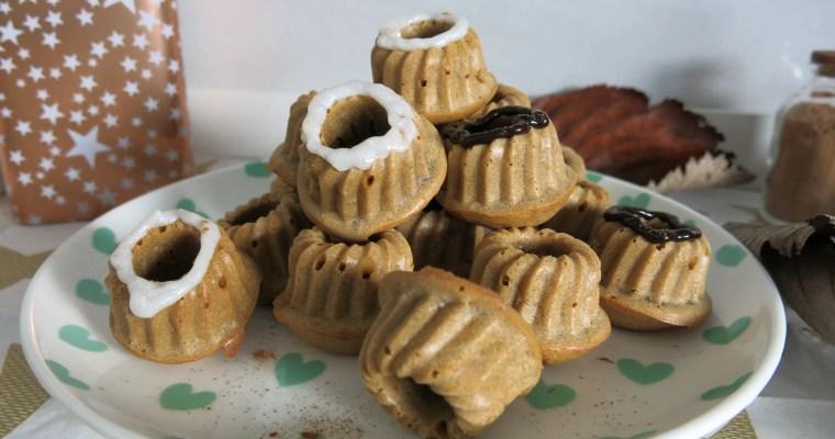 Mini-Lebkuchen Gugl – warum dies mein letztes süsses Weihnachts-Rezept ist,