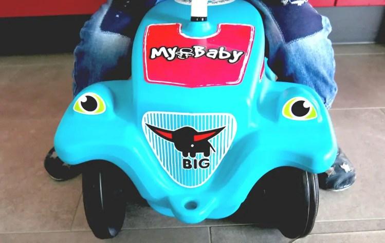bobby car und windeln