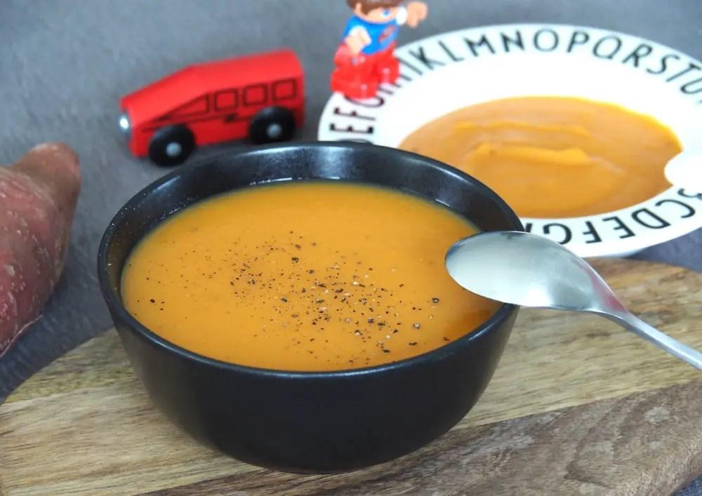 Süsskartoffel Suppe Für Gross Und Klein Inkl Babybrei Miss