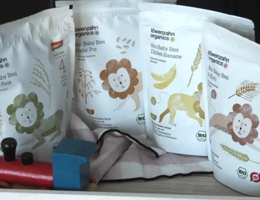 dinkel brei babybrei, rezept, test, löwenzahn organics, bio, demeter, ab 6. Monat, ab 4. Monat, hafer, 4 korn, essbeginner, beikost