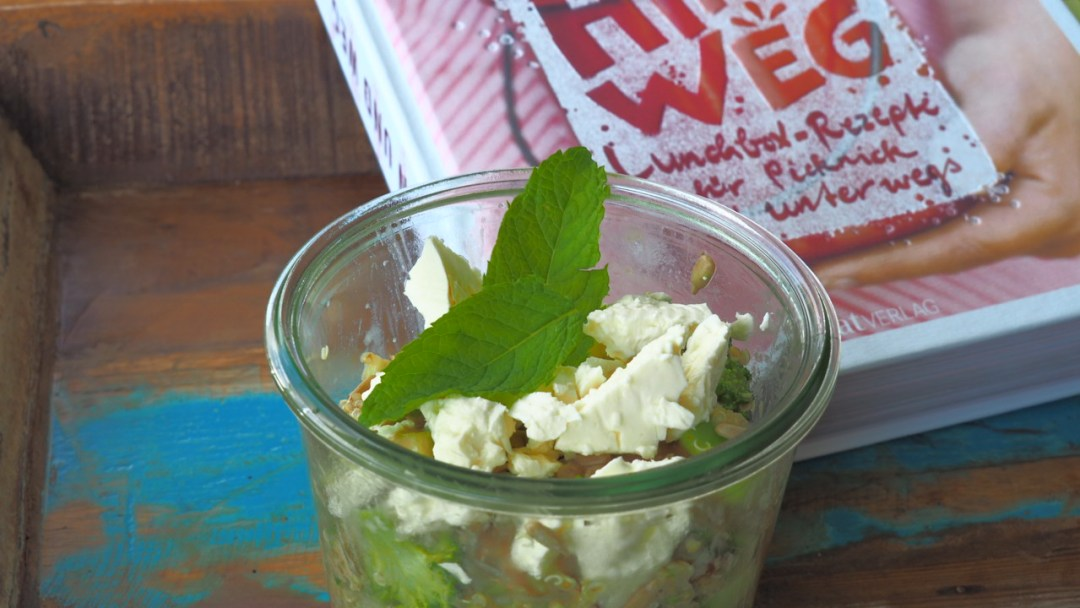 Rezension, lunchbox picknick unterwegs, salat, suppe, selbstgemacht, kinder, rezepte kochbuch