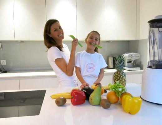 Kinderküche, simone kleiner, kochkurse, kinder, interview, mamablog