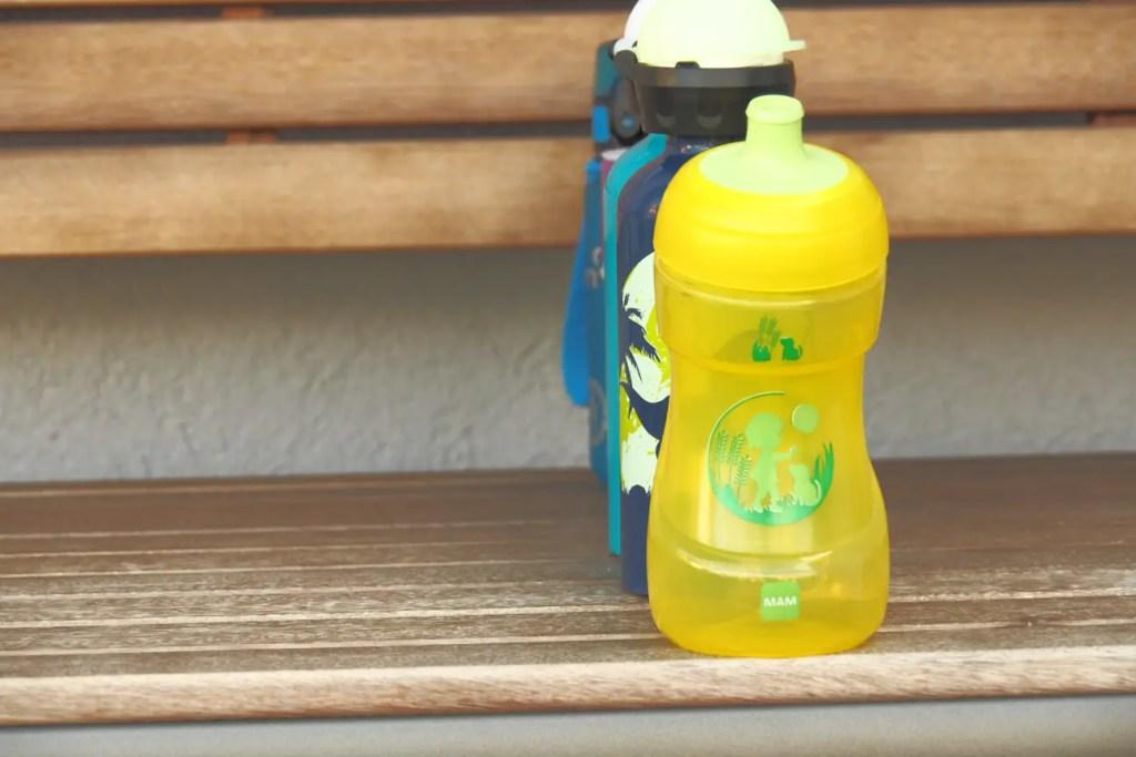 Trinkflasche Kind, Test, flasche, unterwegs, sommer,