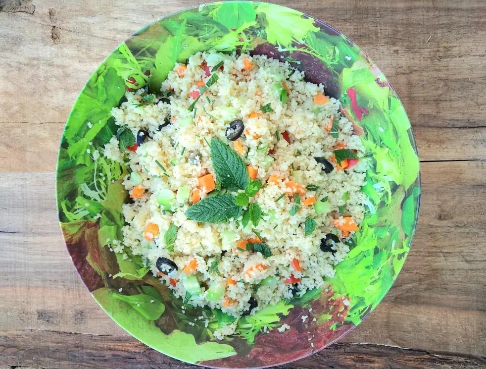 schneller couscous salat miss broccoli. Black Bedroom Furniture Sets. Home Design Ideas