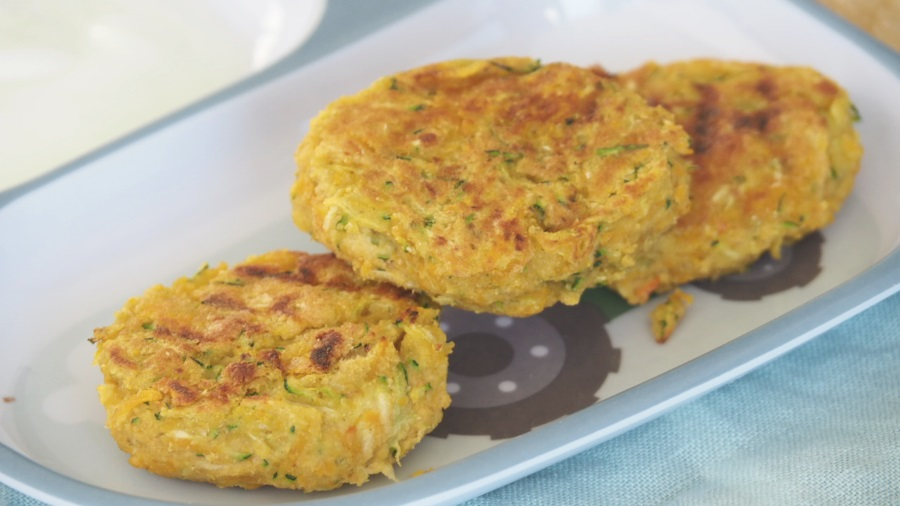 Gemüse Pakora Kinder gemüsepakora, rezept, familie, vegan, vegetarisch, schnell, einfach karotten, zucchetti