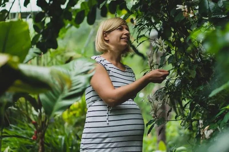 schwanger schwangerschaft naturkosmetik mamablog tipps wohlfühlen