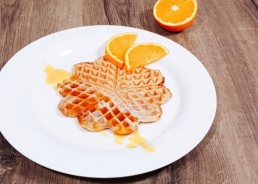 orangen waffeln rezept weihnachten, winter, süss familie, kinder, foodblog