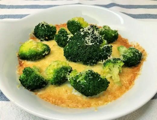 broccoli, brokkoli, al forno, rezept, ofen, einfach, lecker, familie