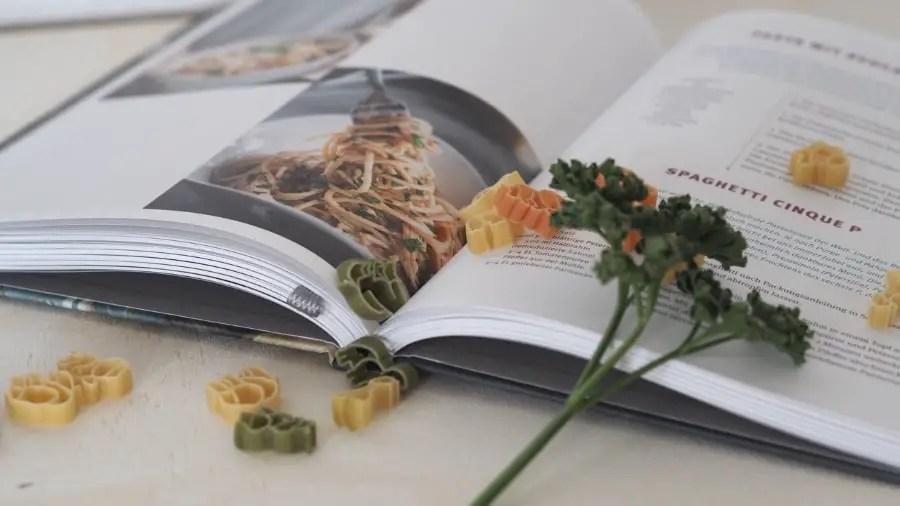 spaghetti cinque pi, rezept, foodblog, kochbuch, loumalou, familie, kinder, einfach, schnell, vegetarisch