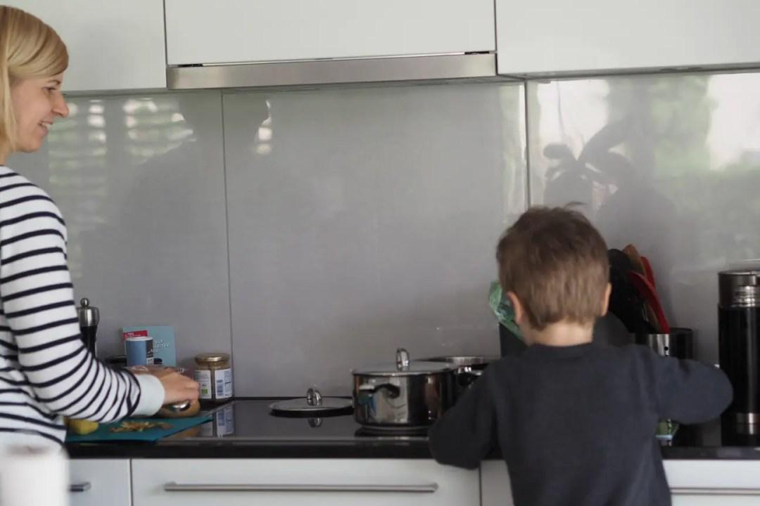 küche mama kind