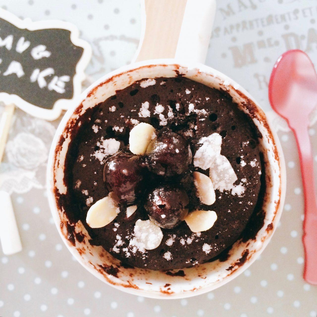 Mug cake foresta nera_la single cake