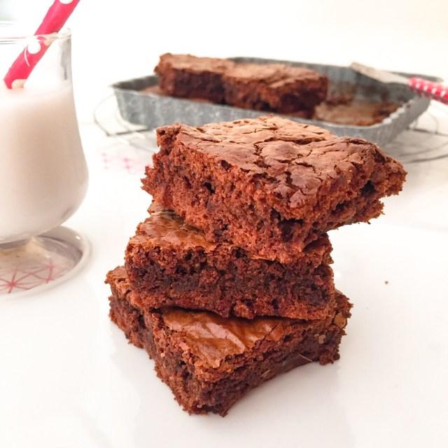Bagno Nella Nutella.Brownies Alla Nutella Con 3 Ingredienti