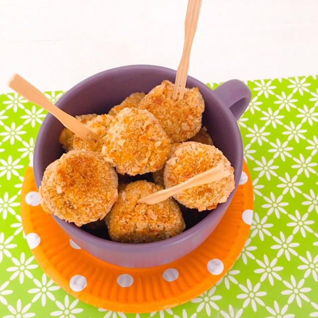 Polpette zucca e patate