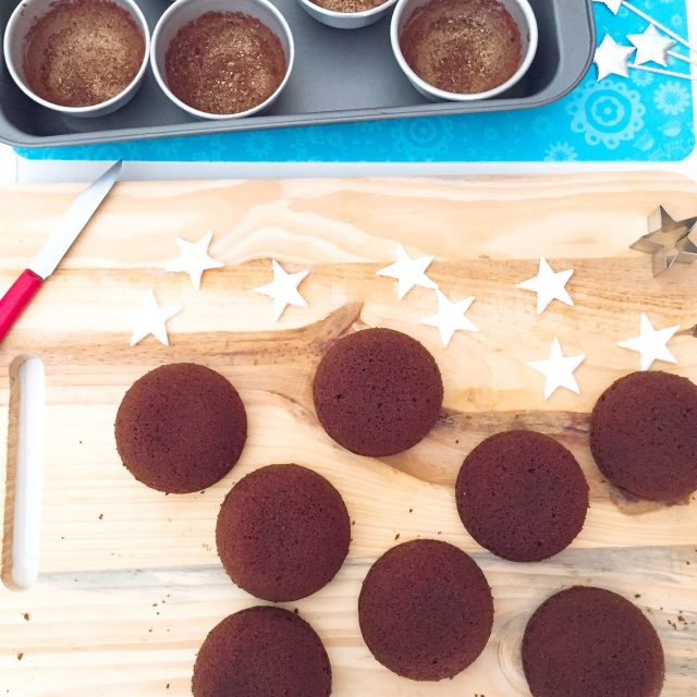 TORTINE MOONCAKE ALLE NOCCIOLE da decorare
