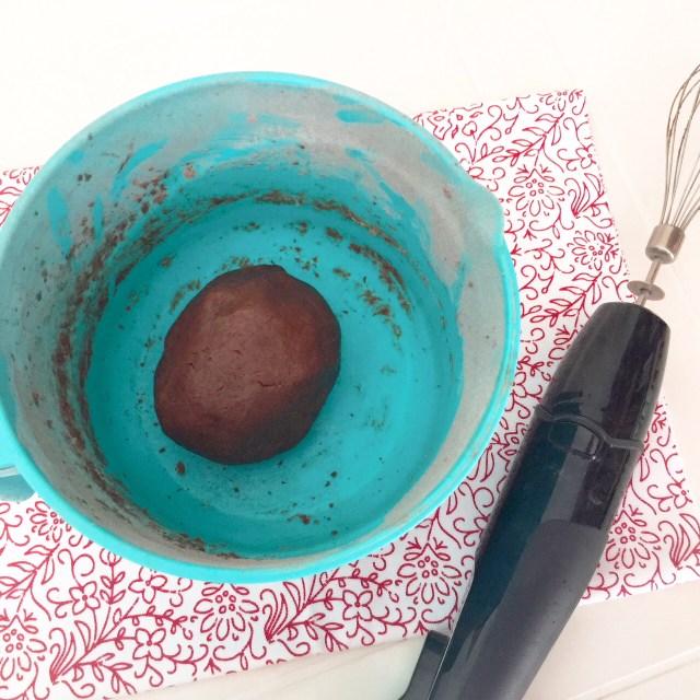 BiscottI chicco di caffè_impasto