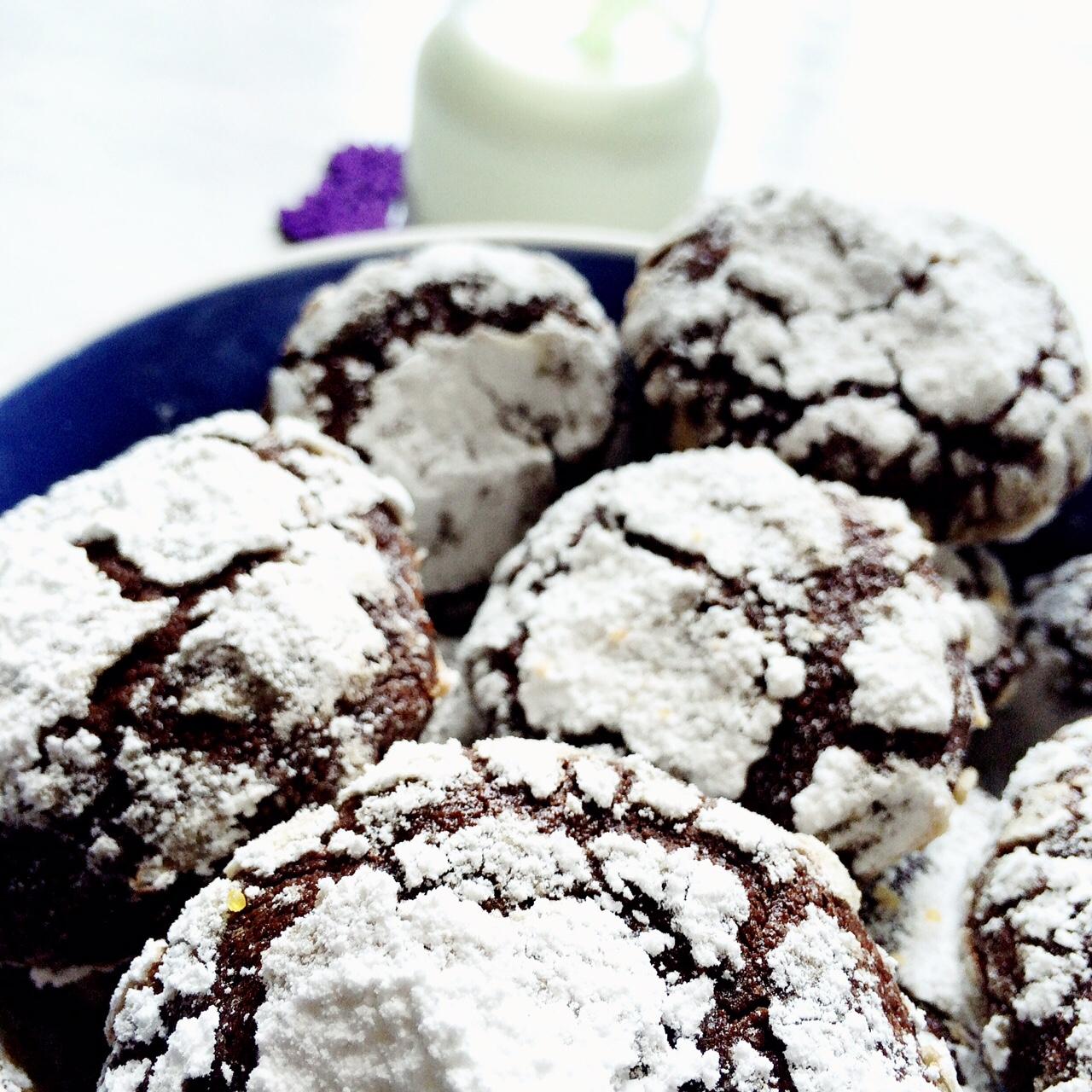CHOCOLATE CRINKLE