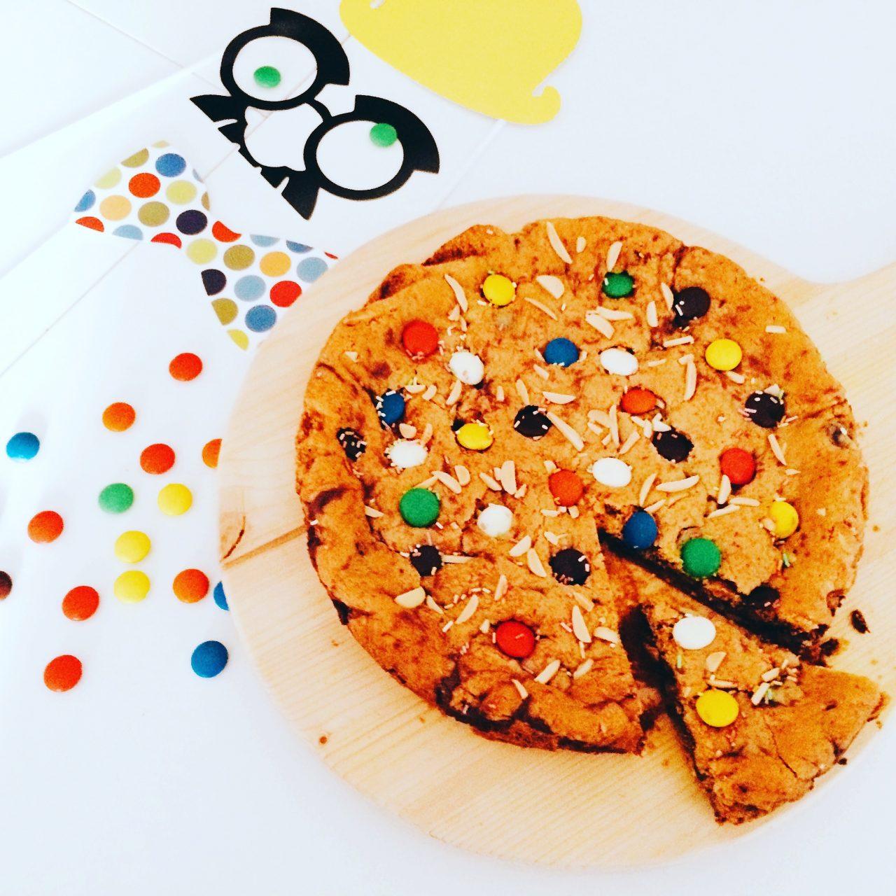 torta-cookie-e-smarties