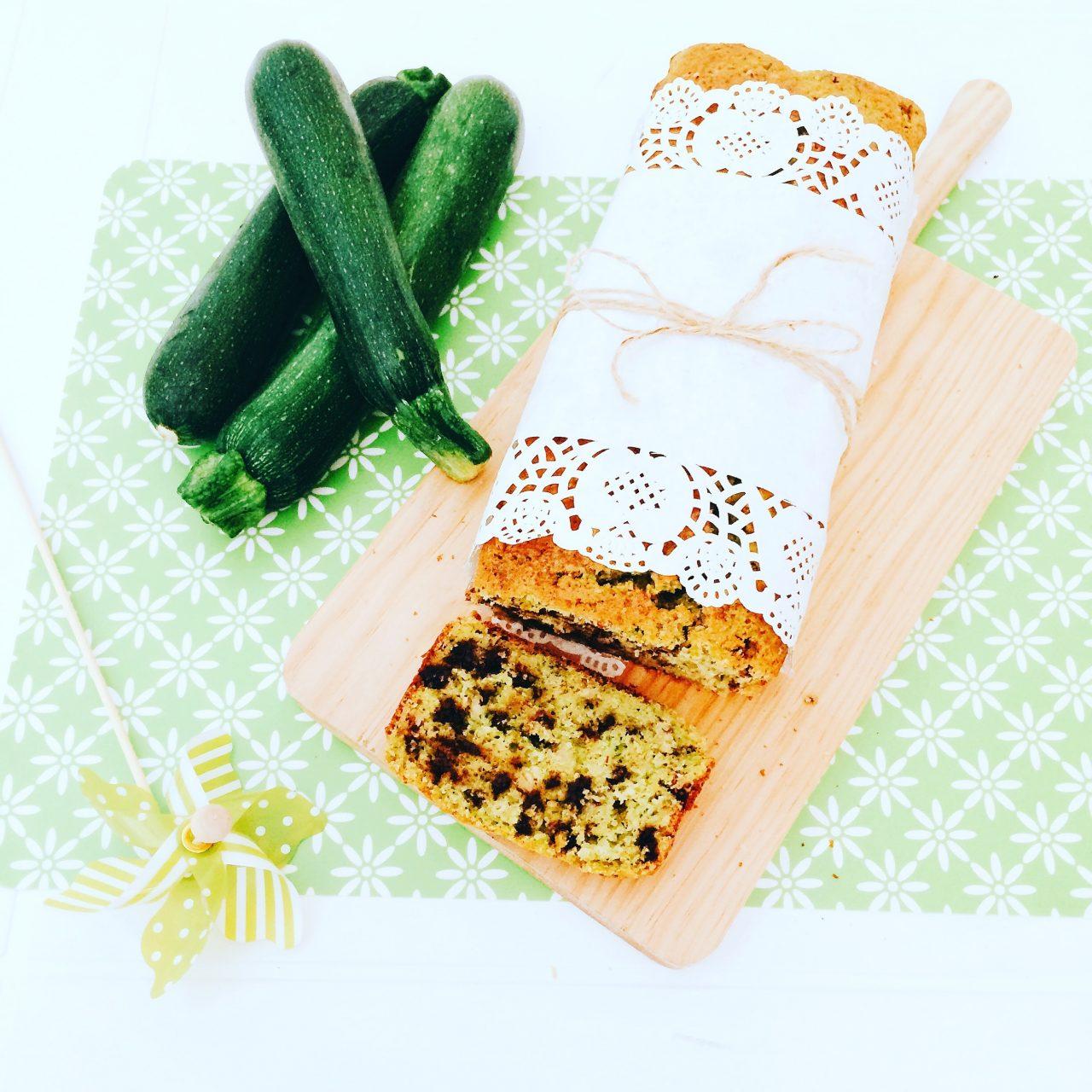 zucchini bread_gocce di cioccolato fondente