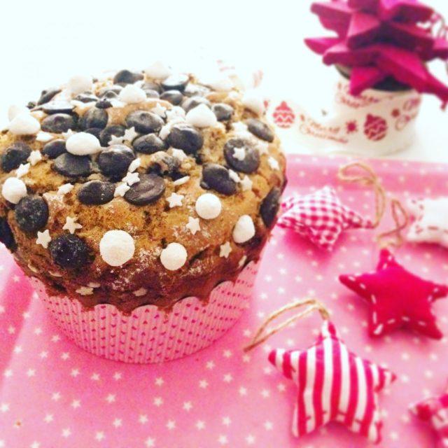 Mega Muffin al cioccolato e arancia e zuccherini vari