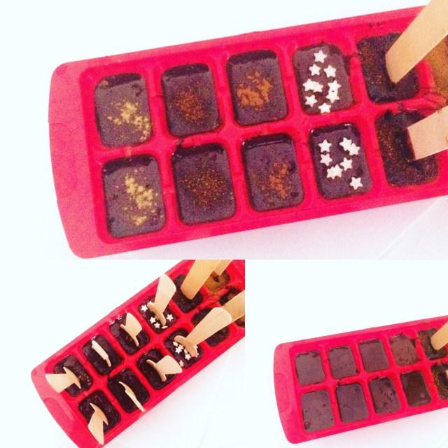 Cioccolata calda su stecco_stampini ghiaccio