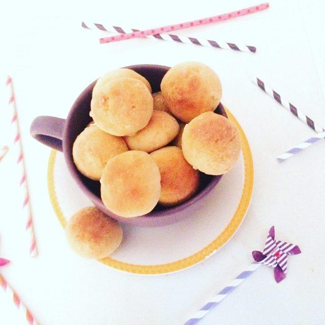 Panini con impasto di patate