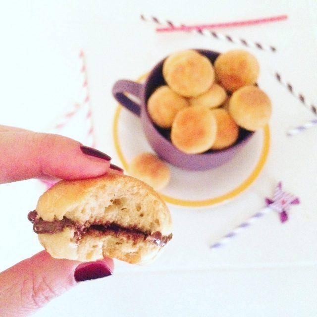 Panini con impasto di patate_morso