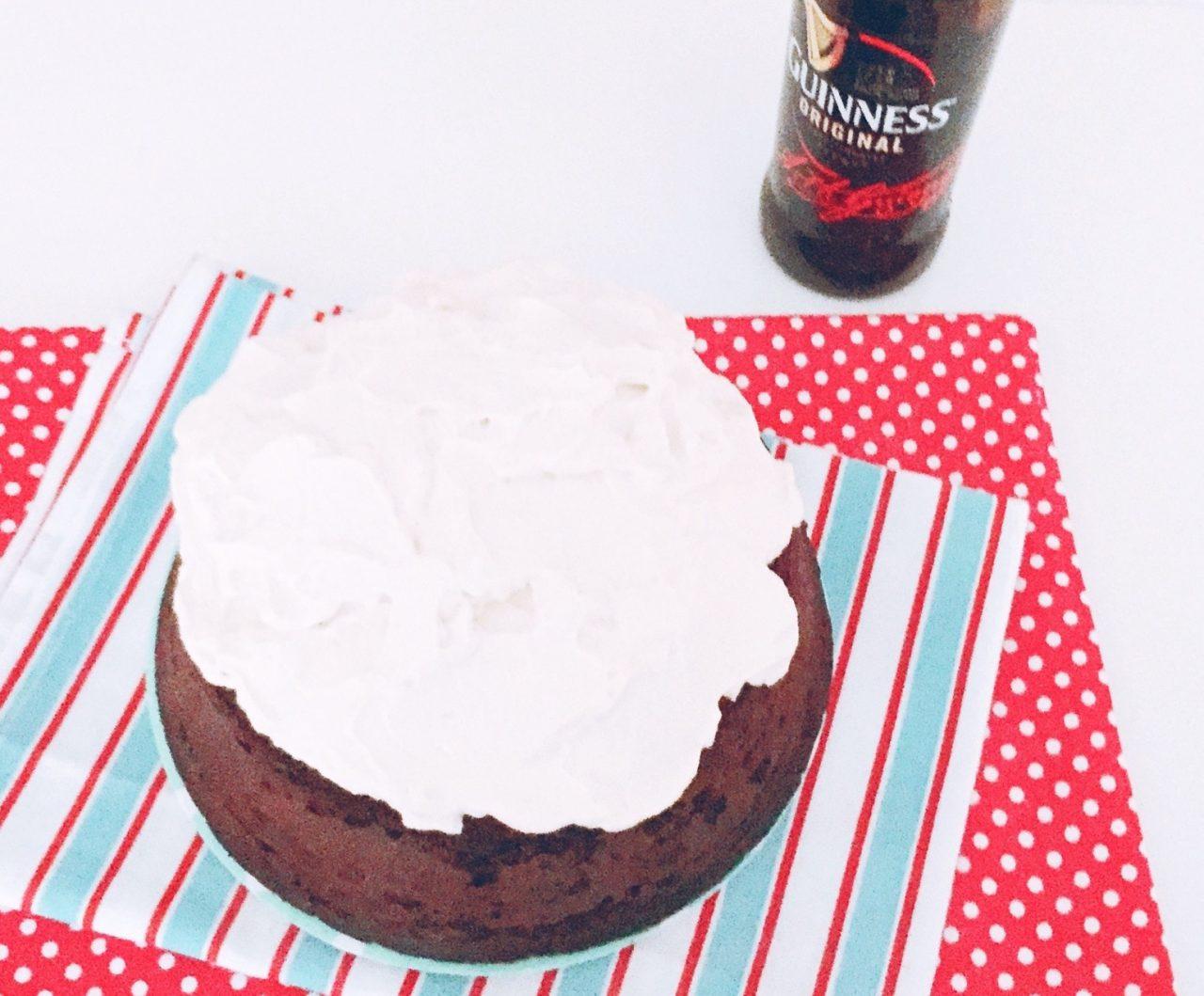 Guinness cake al caffè