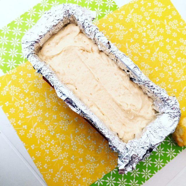 Brownies Plumcake da cuocere