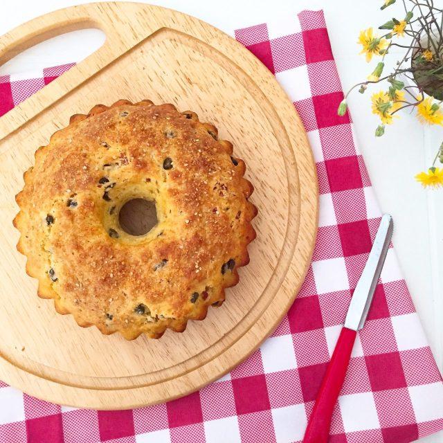 Ciambella 7 vasetti fave, pecorino e prosciutto