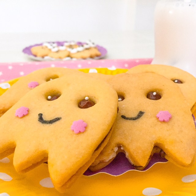 FANTASMI SUGAR COOKIES mini e maxi