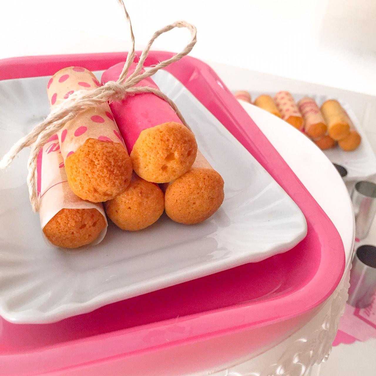 Cartucce napoletane con fiocco