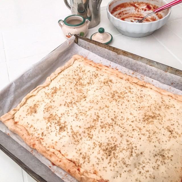 PIZZA RIPIENA PARIGINA da cuocere