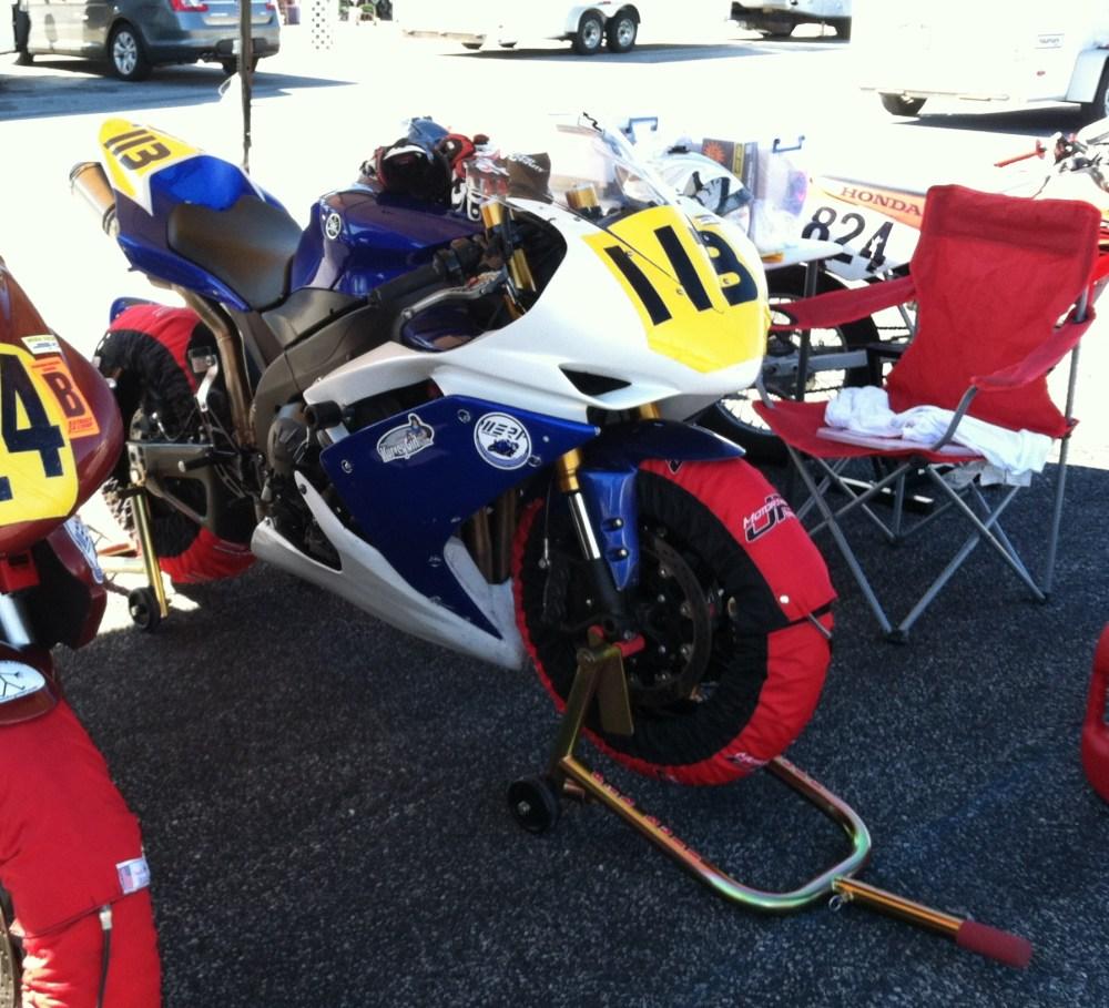 For Sale: 2007 Yamaha R1 Race Bike