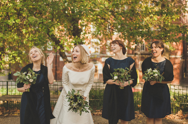 4 Winter Looks As Seen On Our Brides