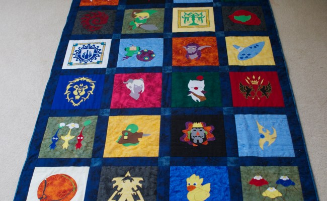 Thinking Of Quilting Video Games Ign Boards