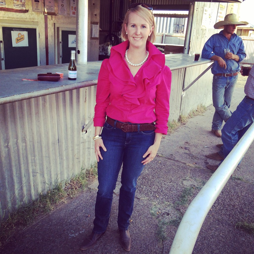 Out and About: Campdrafting