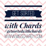 Get Sorted with Chards #2