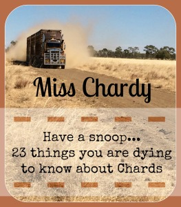 About Miss Chardy – Are you new around here?
